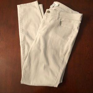 NWOT Vineyard Vines Skinny Pants Light Gray